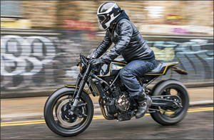 Yamaha XSR 700 Double Style von Rough-Crafts