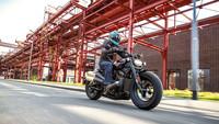 Harley-Davidson Sportster S – TOURENFAHRER 10/2021