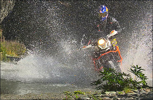 Chris Birch Video KTM 1190 Adventure