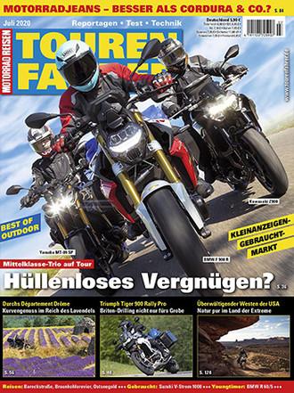 TOURENFAHRER Ausgabe Juli 2020