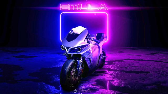 Emula One – Emotion und Sound für Elektromotorräder