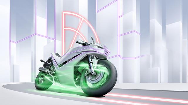 Umfrage unter Motorradfahrern zum Thema Kurven-ABS