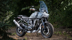 More Roads to Harley-Davidson | Adventure Bike Pan America