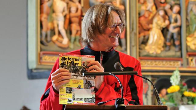 Motorradpfarrer Holger Janke | MoGo Selent
