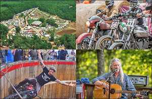 Preview Tennessee Motorcycles & Music Revival 2017