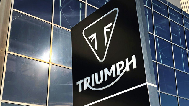 Triumph entwickelt Elektromotorrad