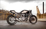 Yamaha Yard Built XJR 1300 by Wrenchmonkees