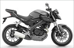 Yamaha MT-125 in Matt Grey