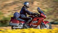 Youngtimer: 30 Jahre Honda Pan European