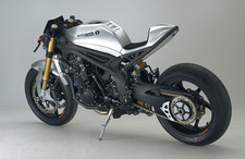 Custom Triumph by Marcus Walz