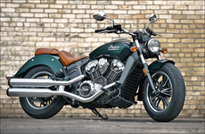Indian Scout Modell 2018