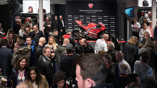 Ducati Niederlassung Ingolstadt