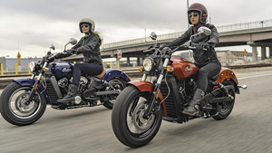 Indian Scout, Modell 2019