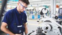 Berufsausbildung bei der BMW Group