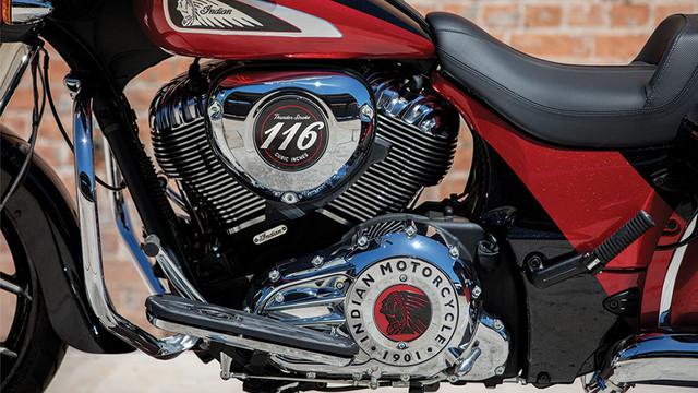 Indian Thunder Stroke 116