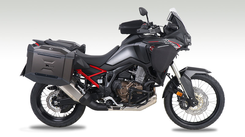Hepco & Becker: Parts für 1100er Africa Twin