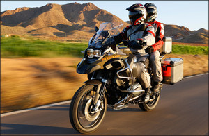 BMW R 1200 GS Adventure Wasserboxer