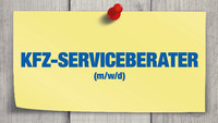 Motorrad Witzel sucht KFZ-Serviceberater (m/w/d)