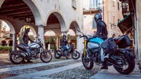 CFMoto 700CL-X - Heritage - Sport - Adventure