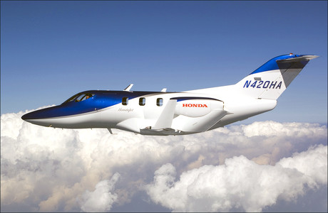 Business-Jet HondaJet
