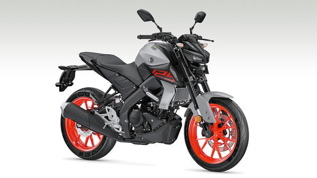 Yamaha MT-125 | Modell 2020