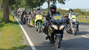 Biker Union Sternfahrt nach Berlin 2019 Preview