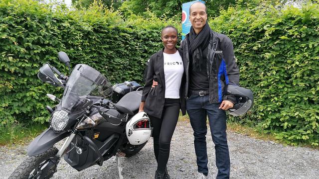 Africa X | Thomas Jakel und Dulcie Mativo