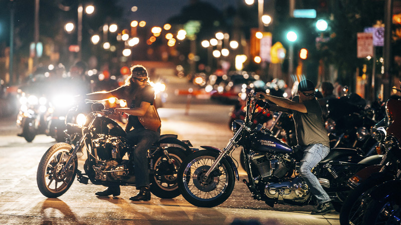 Harley-Davidson 115th Anniversary Party