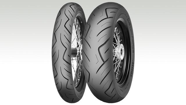 Mitas Custom Force Cruiser-Reifen