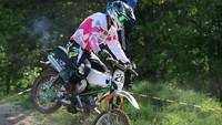 Biathlon auf zwei Rädern