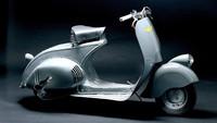 Vespa-Prototyp von 1945