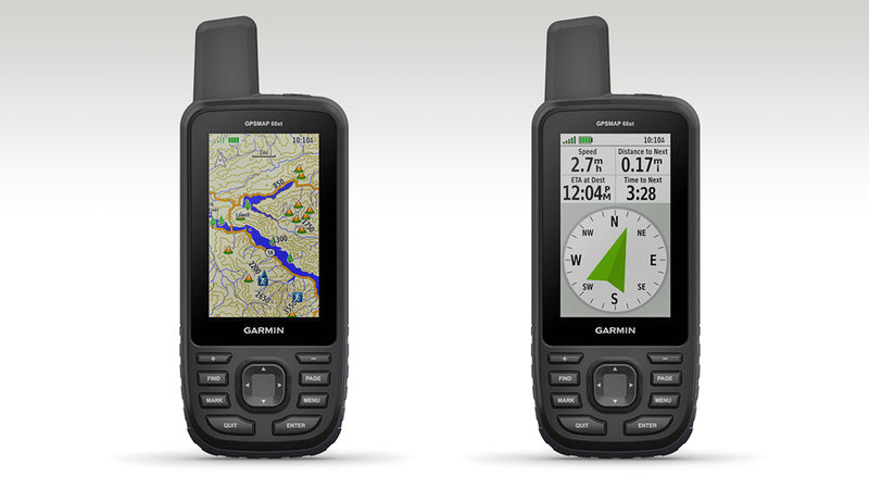 outdoor navi garmin gpsmap 66 tourenfahrer. Black Bedroom Furniture Sets. Home Design Ideas