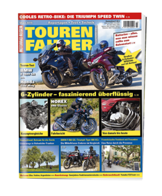 TOURENFAHRER Ausgabe 0319