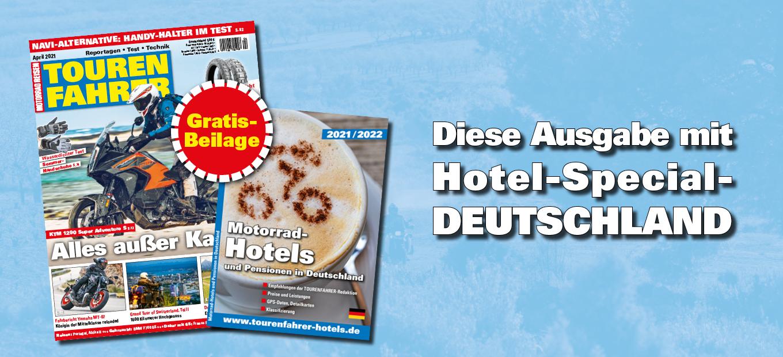 Hotel-Special Deutschland 2021/2022