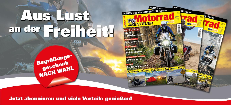 MotorradABENTEUER-Abo
