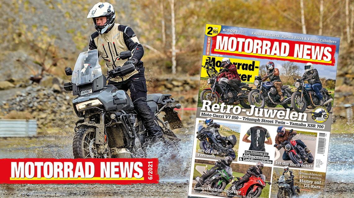 MOTORRAD NEWS 6/2021