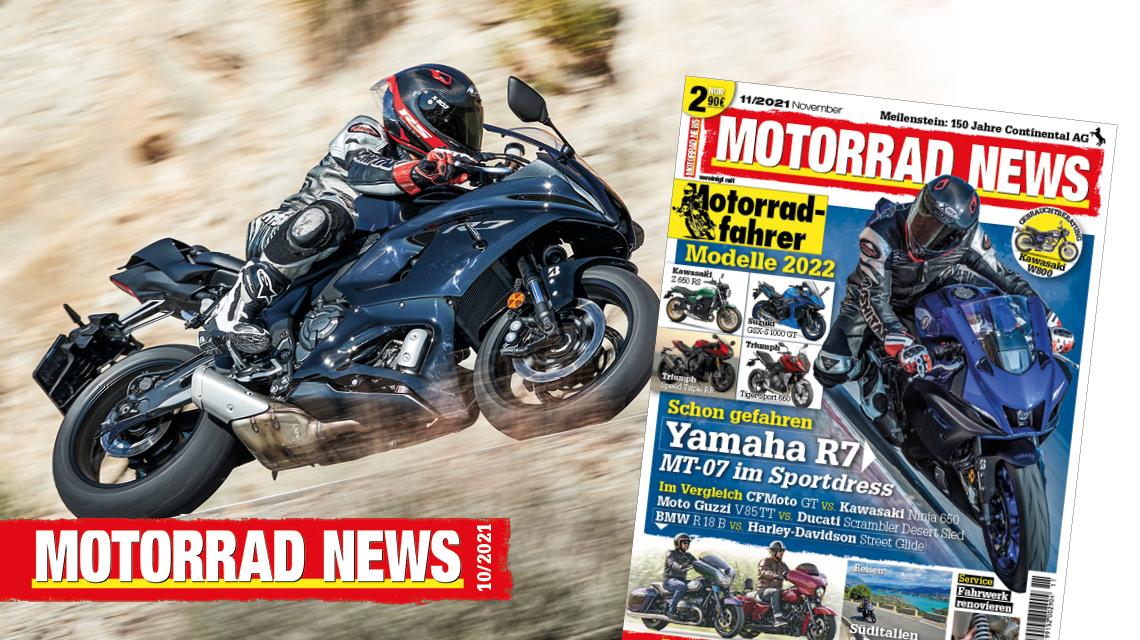 MOTORRAD NEWS 11/2021