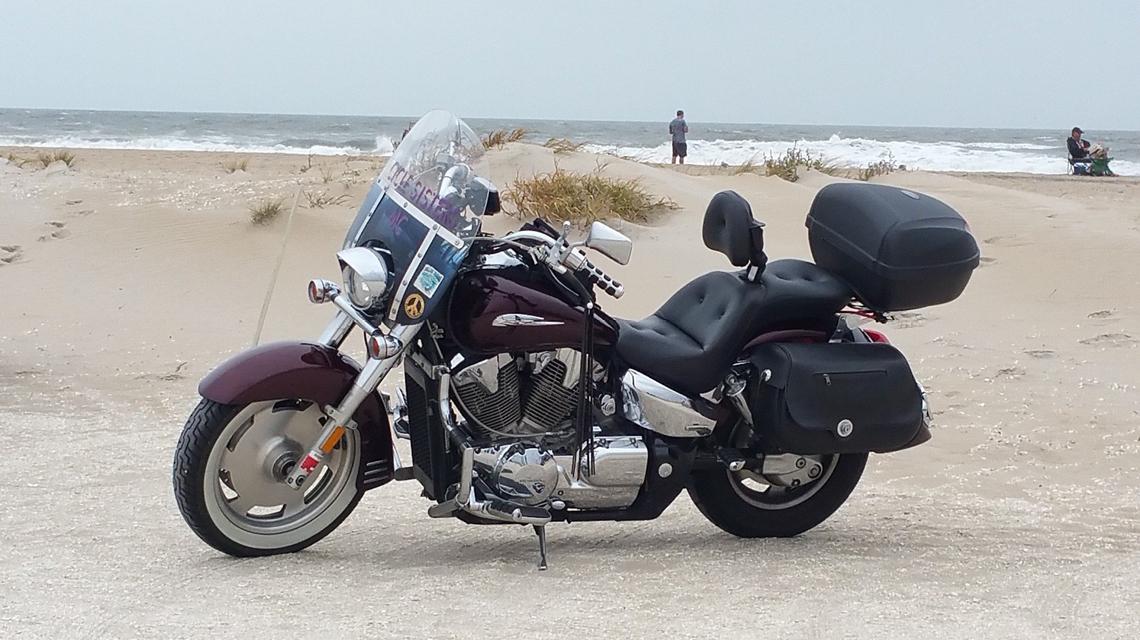 Motorradtour entlang Dänemarks Küste