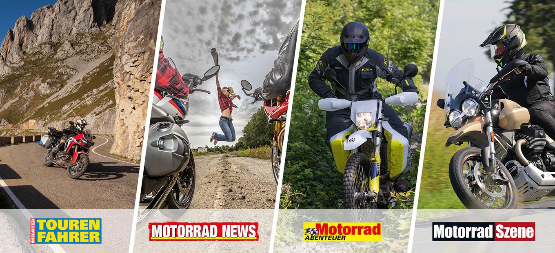Wir machen Motorrad-Medien