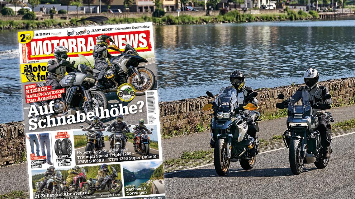 MOTORRAD NEWS 8/2021