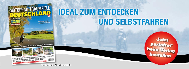 Traumziele Deutschland Ausgabe 2