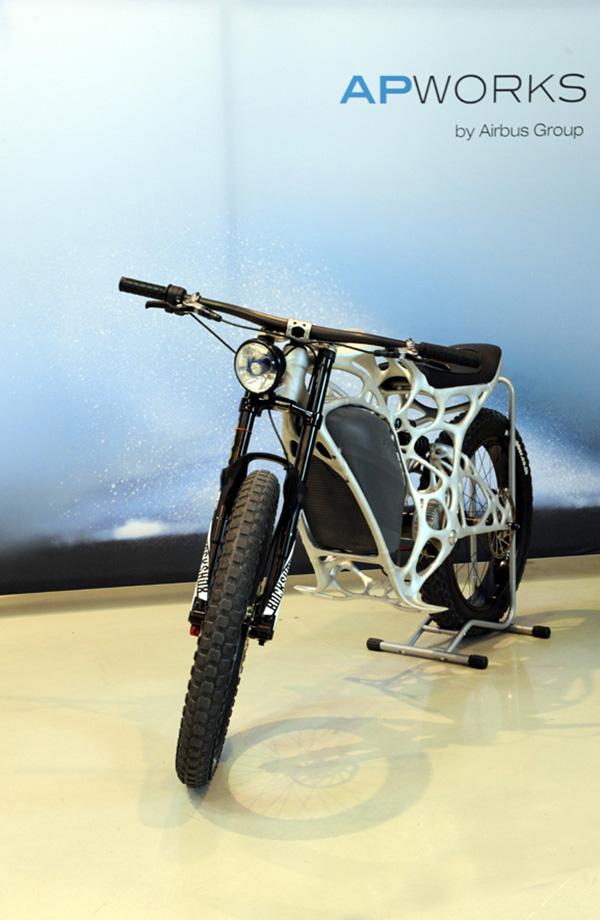 Erstes Motorrad aus dem 3D-Drucker | Tourenfahrer