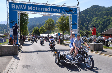 Preview BMW Motorrad Days 2016