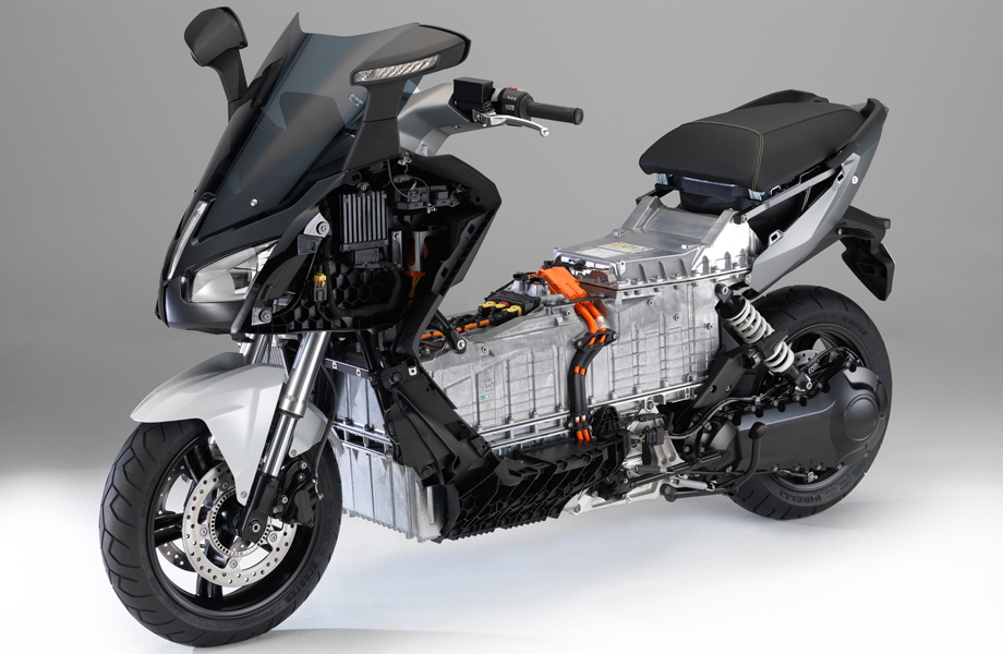 elektroscooter bmw c evolution tourenfahrer. Black Bedroom Furniture Sets. Home Design Ideas