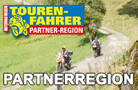 TOURENFAHRER Partner-Region