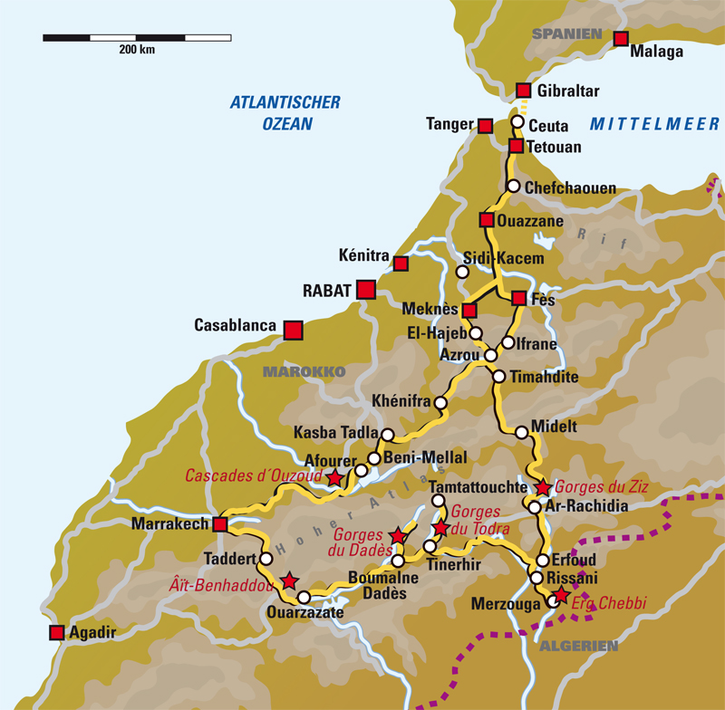TF DVD Best of Marokko: TOURENFAHRER ONLINE