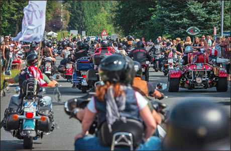 Preview European Bike Week 2017 in Faak