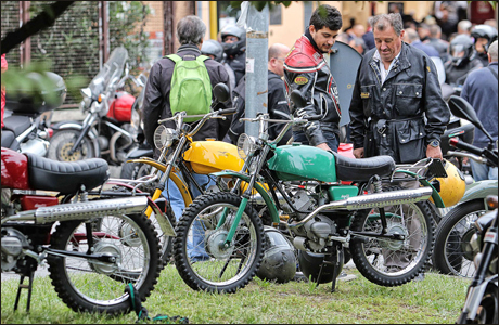 Preview Open House bei Moto Guzzi in Mandello del Lario 9. bis 11. September 2016