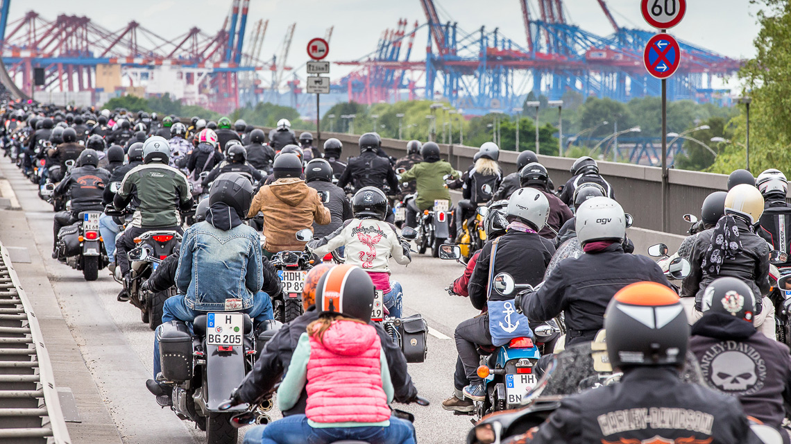 Preview Hamburg Harley Days 2018