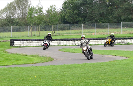 Honda Fun & Safety Motorrad-Sicherheits-Training
